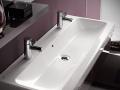 Двойные умывальники для ванной комнаты - стильное и элегантное решение!