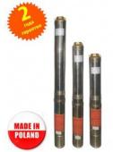 НАСОС 4 OPTIMA 4SDm6/7 1.1 кВт 55м + пульт + 30м кабеля
