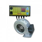 Автоматика АТОС с вентилятором (Польша)
