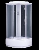 Душевой бокс BRAVO GSD-H90F, 90х90х215 см