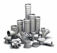 Канализация внутренняя трубы и соединения диаметр 110 50 32